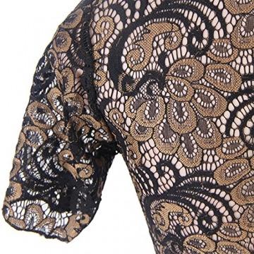 marysgift Damen Nachtkleid Sinnliche Damen Nachtwäsche Negligee Dessous Kostüm Hochzeit Cami Set Sexy Lange Erotik Bustier Seite Teilt Kleid Maxi Dress Vasual Babydoll Mesh Skirt - 6