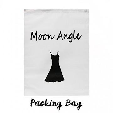 Moon Angle Damen Negligee Push-up Nachtwäsche Erotik Dessous Set V-Ausschnitt Spitze Unterwäsche Lingerie Bademantel Babydoll Nachthemd Transparente Reizwäsche Dessous-Sets (XL, Rot) - 7