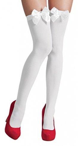 Boland 02270 Strümpfe mit Schleife, Damen, One Size - 1