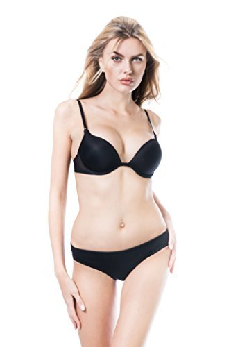 Cotton Whisper Frauen Sleek Hisper Bikini Panty 8 Pack M - 2