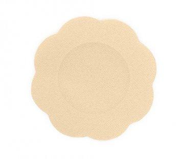Fasionato 10 Paar Nippleless Abdeckung Premium Adhesive Brust Blütenblatt Blume geformt Nippel Cover Concealer Pads - 3