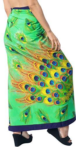 HAPPY BAY Frauen Badebekleidung Pareo Coverup Strandrock 78