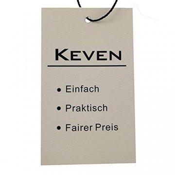 Keven Damen Tanga Set Baumwolle String Unterhose, 5er Pack, Mehrfarbig, M - 4
