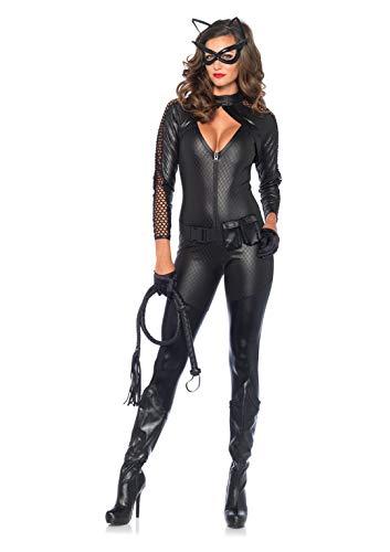 Leg Avenue 85412 - Wicked Kitty Damen kostüm, Größe Small (EUR 36), Karneval Fasching - 1