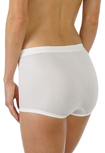 Mey Basics Serie Emotion Damen Panties Weiß 42 - 4