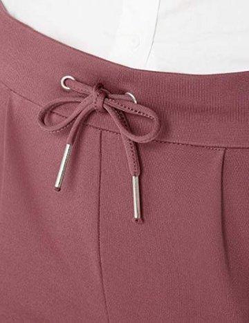 ONLY Damen Hose Onlpoptrash Easy Colour Pant Pnt Noos, Rot (Wild Ginger), 38 (Herstellergröße:M) (38 /L34) - 3