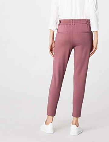 ONLY Damen Hose Onlpoptrash Easy Colour Pant Pnt Noos, Rot (Wild Ginger), 38 (Herstellergröße:M) (38 /L34) - 4