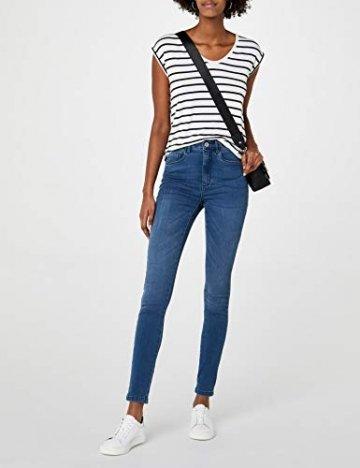 ONLY Damen Onlroyal High W.Skinny Jeans Pim504 Noos Jeanshose, Blau (Medium Blue Denim), 36/L34 (Herstellergröße: S) - 2