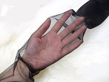 Outstanding® Lady Girl's Nylon Strumpfhose Shiny Silk Strumpfhose 8D Thin Light Glitter Strümpfe für Sommer, Frühling, Herbst - 1
