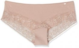 Skiny Damen Smart Cotton Panty 2er Pack Panties, Rosa (Adobe Rose 2143), (Herstellergröße: 36) (2erPack) - 1