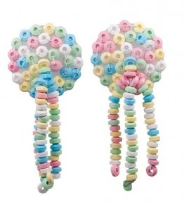 You2Toys Candy Nipple Tassels, 1er Pack (1 x 60 g) - 1