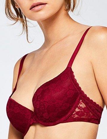 Amazon-Marke: Iris & Lilly BLISL002 bh, Rot (Beet Red), 80B, Label: 36B - 4