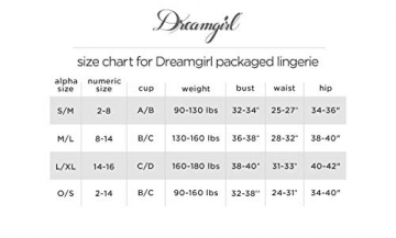 Dreamgirl Women's Milan Fishnet Thigh High Stockings, Black, One Size - 4