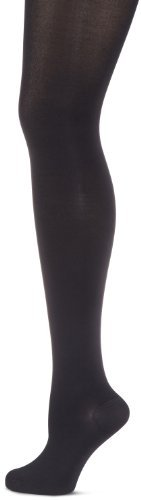 KUNERT Damen figurunterstützende Strumpfhose, 356600 Forming Effect 80, Gr. 42/44, Schwarz (Black 0500) - 1