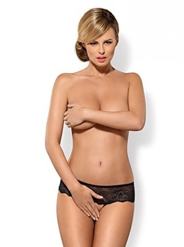 Obsessive Merossa Crotchless Panties, 60 g - 6