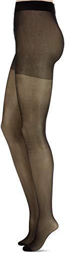 Ulla Popken Große Größen Damen Strumpfhose, 1er Helanca, 20 DEN, (Schwarz 10), XXXX-Large (Herstellergröße: 60+) - 2