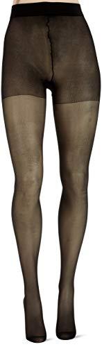 Ulla Popken Große Größen Damen Strumpfhose, 1er Helanca, 20 DEN, (Schwarz 10), XXXX-Large (Herstellergröße: 60+) - 3