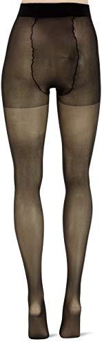 Ulla Popken Große Größen Damen Strumpfhose, 1er Helanca, 20 DEN, (Schwarz 10), XXXX-Large (Herstellergröße: 60+) - 4