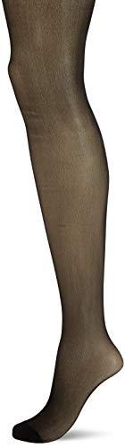 Ulla Popken Große Größen Damen Strumpfhose, 1er Helanca, 20 DEN, (Schwarz 10), XXXX-Large (Herstellergröße: 60+) - 1