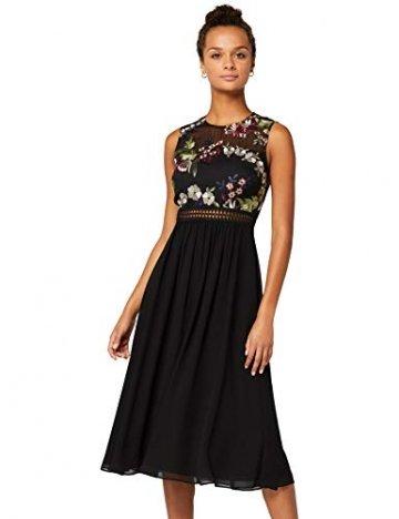 Amazon-Marke: TRUTH & Fable Damen brautkleid, Mehrfarbig (Multicoloured), 36, Label:S - 1