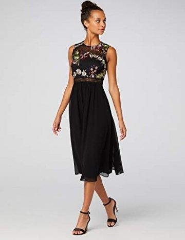 Amazon-Marke: TRUTH & Fable Damen brautkleid, Mehrfarbig (Multicoloured), 36, Label:S - 2