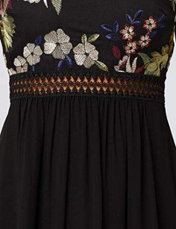 Amazon-Marke: TRUTH & Fable Damen brautkleid, Mehrfarbig (Multicoloured), 36, Label:S - 3