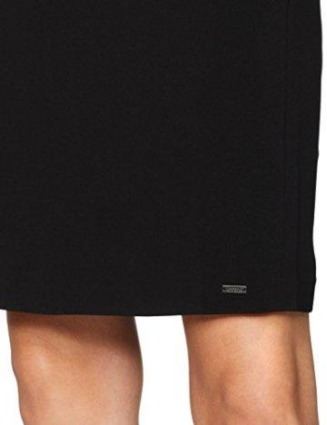 Armani Exchange Damen 6ZYA06 Kleid, Schwarz (Black 1200), Large (Herstellergröße: 8) - 4