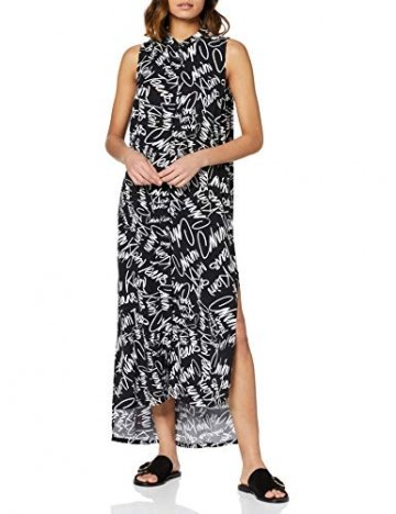 Calvin Klein Jeans Damen New DECLA 2 SL Shirt Dress Kleid ...