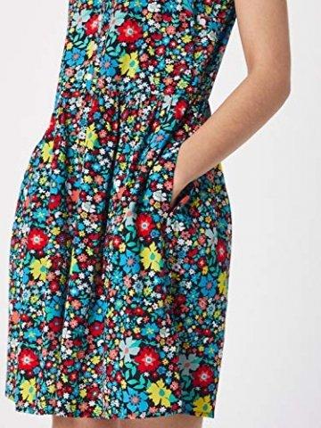 Calvin Klein Jeans Damen Sommerkleid mischfarben XS (34) - 3