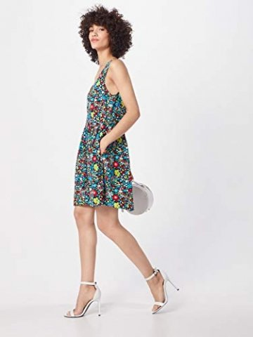 Calvin Klein Jeans Damen Sommerkleid mischfarben XS (34) - 5
