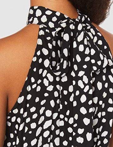 find. Damen sommerkleid damen sommerkleid damen Mdr41137, Schwarz (Black Spot), 52 (Herstellergröße: 24) - 3
