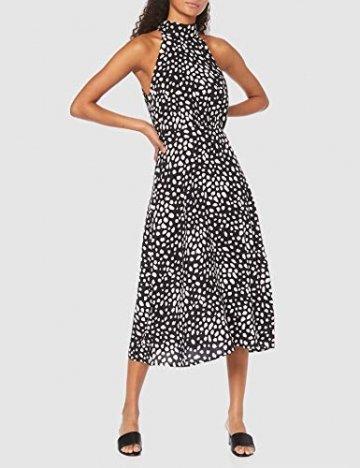 find. Damen sommerkleid damen sommerkleid damen Mdr41137, Schwarz (Black Spot), 52 (Herstellergröße: 24) - 4