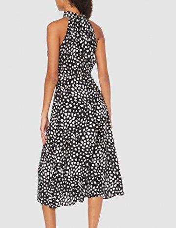 find. Damen sommerkleid damen sommerkleid damen Mdr41137, Schwarz (Black Spot), 52 (Herstellergröße: 24) - 5