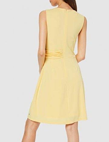 Tommy Hilfiger Damen BARBARA FLARE DRESS Kleid, Gelb (Golden Haze 793), XS (Herstellergröße: 6) - 5