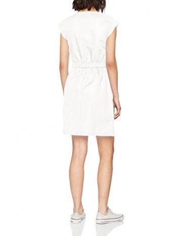 Tommy Hilfiger Damen MAIA DRESS SS Kleid,, per pack Weiß (CLASSIC WHITE 100), 40 (Herstellergröße: 10) - 4