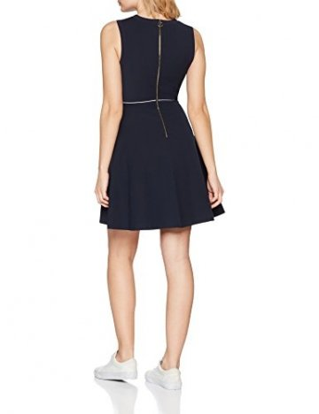 Tommy Hilfiger Damen Tallulah Ns Dress Kleid, Blau (Midnight 403), 38 (Herstellergröße: 8) - 2