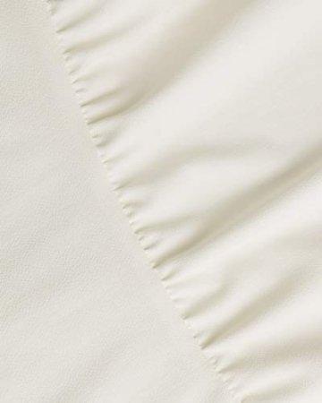 YOINS Sommerkleid Damen Kurz Schulterfrei Kleid Elegante Kleider für Damen Strandmode Langarm Neckholder A Linie Weiß-1 EU36-38(Kleiner als Reguläre Größe) - 3
