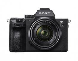 Sony Alpha 7 III | Spiegellose Vollformat-Kamera mit Sony 28-70 mm f/3.5-5.6 Zoom-Objektiv ( Schneller 0,02s AF, optische 5-Achsen-Bildstabilisierung, 4K HLG Videoaufnahmen, große Akkukapazität) - 1