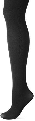 Hudson Micro 50 Shape Damen-Strumpfhose, Feinstrumpfhose matt & semi-blickdicht, 50 den Optik, Shaping für Bauch, Beine & Po (schwarz), Menge: 1 Stück -