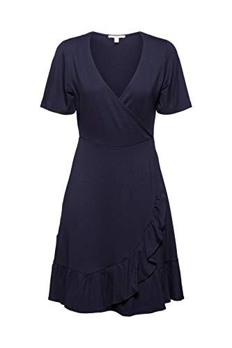 ESPRIT Damen 031EE1E318 Kleid, 400/NAVY, M - 3