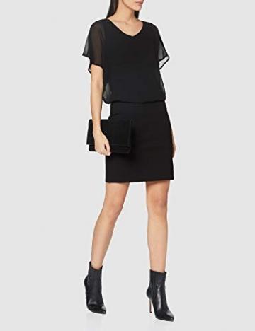 ESPRIT Damen 110EE1E320 Kleid, 001/BLACK, 38 - 3