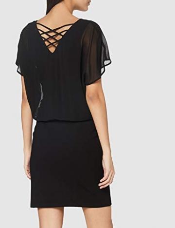 ESPRIT Damen 110EE1E320 Kleid, 001/BLACK, 38 - 5