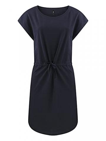 ONLY Damen Sommer Mini Kleid onlMAY S/S Dress 2er Pack Grösse XS S M L XL XXL Gestreift Schwarz 100% Baumwolle, Größe:XXL, Farbe:Blue Mirage Primo Stripe - 5