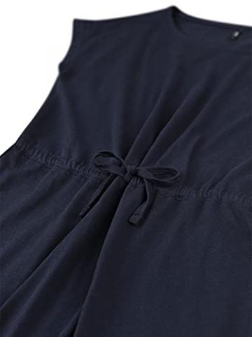 ONLY Damen Sommer Mini Kleid onlMAY S/S Dress 2er Pack Grösse XS S M L XL XXL Gestreift Schwarz 100% Baumwolle, Größe:XXL, Farbe:Blue Mirage Primo Stripe - 7