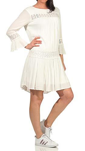 ONLY Female Kleid Ausgestelltes 40Cloud Dancer - 3