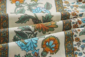 Spec4Y Damen Kleider Kurz Blumen Sommerkleid Swing V Ausschnitt Ärmellos Minikleid A Linie Skatekleid 192 Aprikose Medium - 7