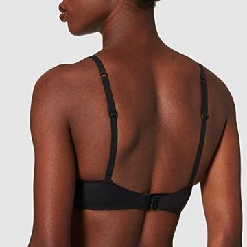 Calvin Klein Damen T-Shirt BH PERFECTLY FIT - MODERN (W.O EMBEDDED WIRE), Einfarbig, Gr. 80B (Herstellergröße: 0B36), Schwarz (BLACK 001) - 3