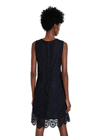 Desigual Womens Vest_Madrid Casual Dress, Black, M - 2