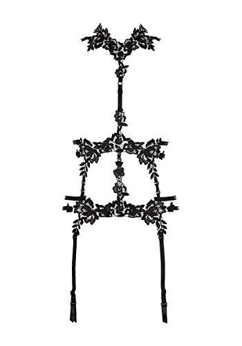 Axami Damen Gurtzeug mit Strapse S - 1