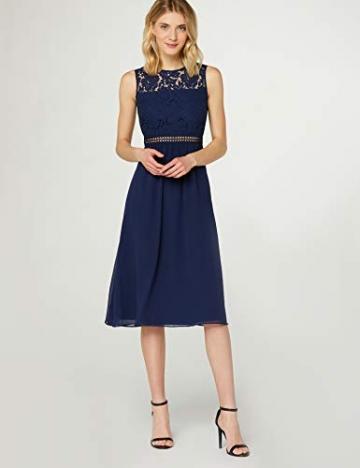 Amazon-Marke: TRUTH & Fable Damen brautkleid, Blau (Blue), M - 2